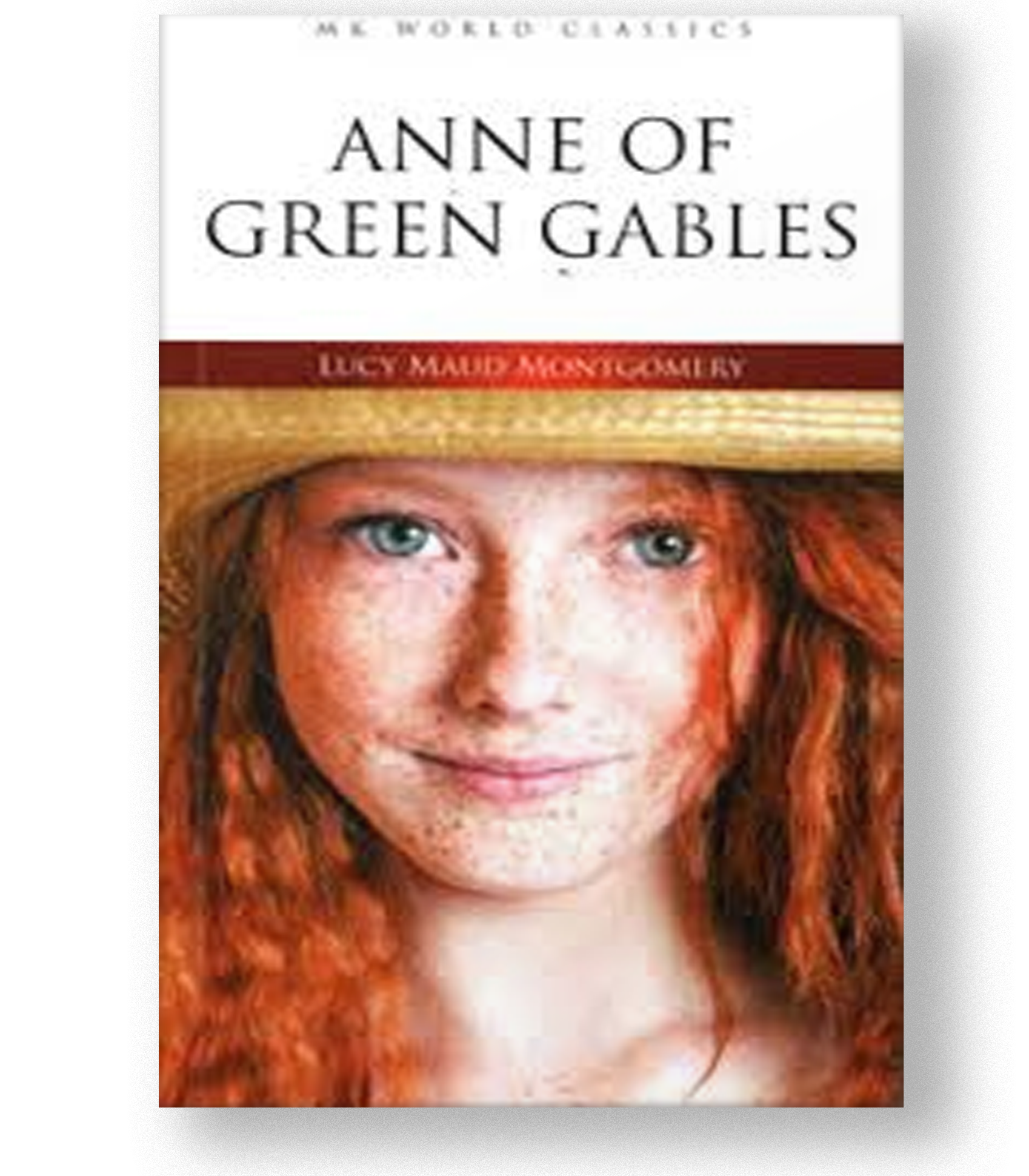 Anne Of Green Gables | Lucy Maud Montgomery | Mk Publications
