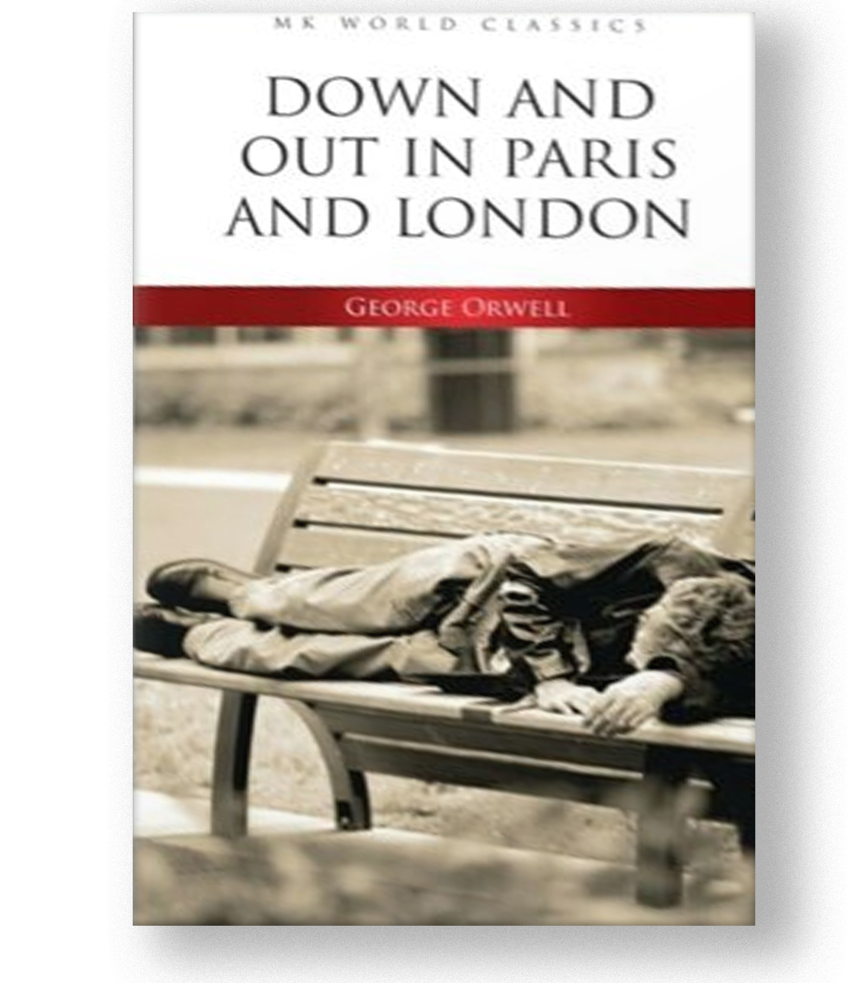 Down And Out In Parıs And London | George Orwell | Mk Publications